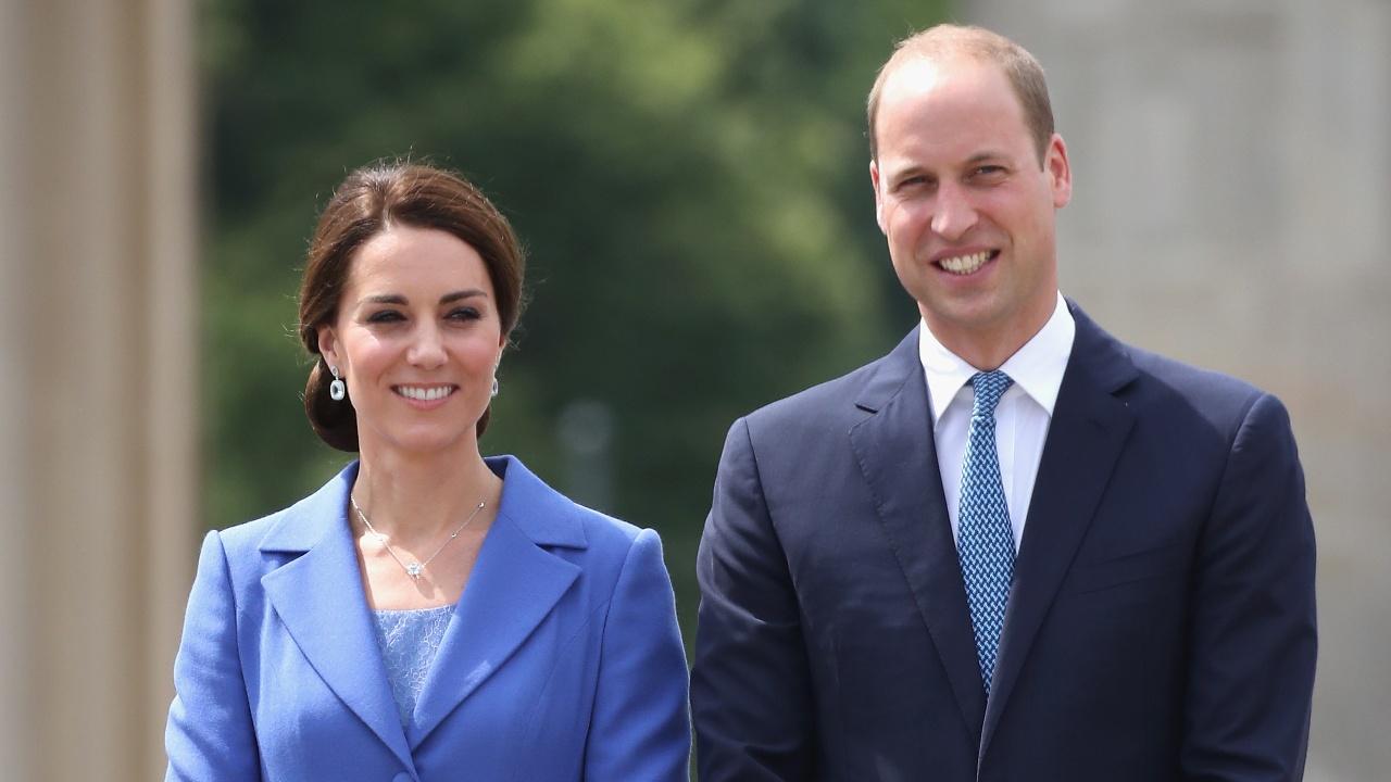Герцог и герцогиня Кембриджские ждут третьего ребёнка