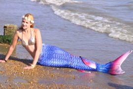Британцы побили мировой рекорд по самому большому количеству русалок в одном месте
