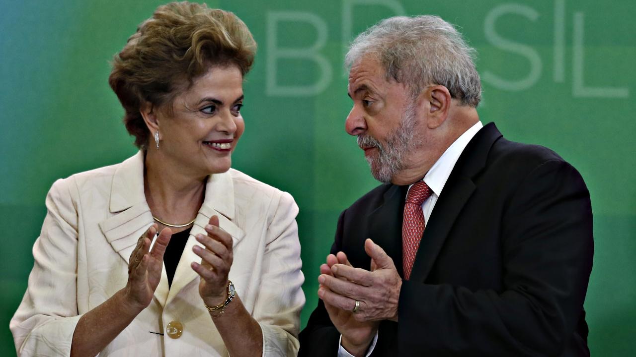 Двух экс-президентов Бразилии обвиняют в коррупции и отмывании денег