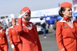 Суд Москвы отменил ограничения на размер одежды для бортпроводниц «Аэрофлота»