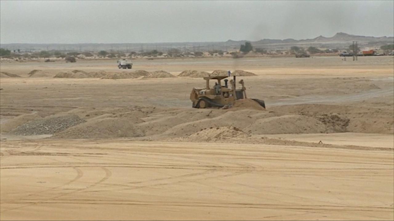 Оман надеется на китайские миллиарды, чтобы построить город в пустыне