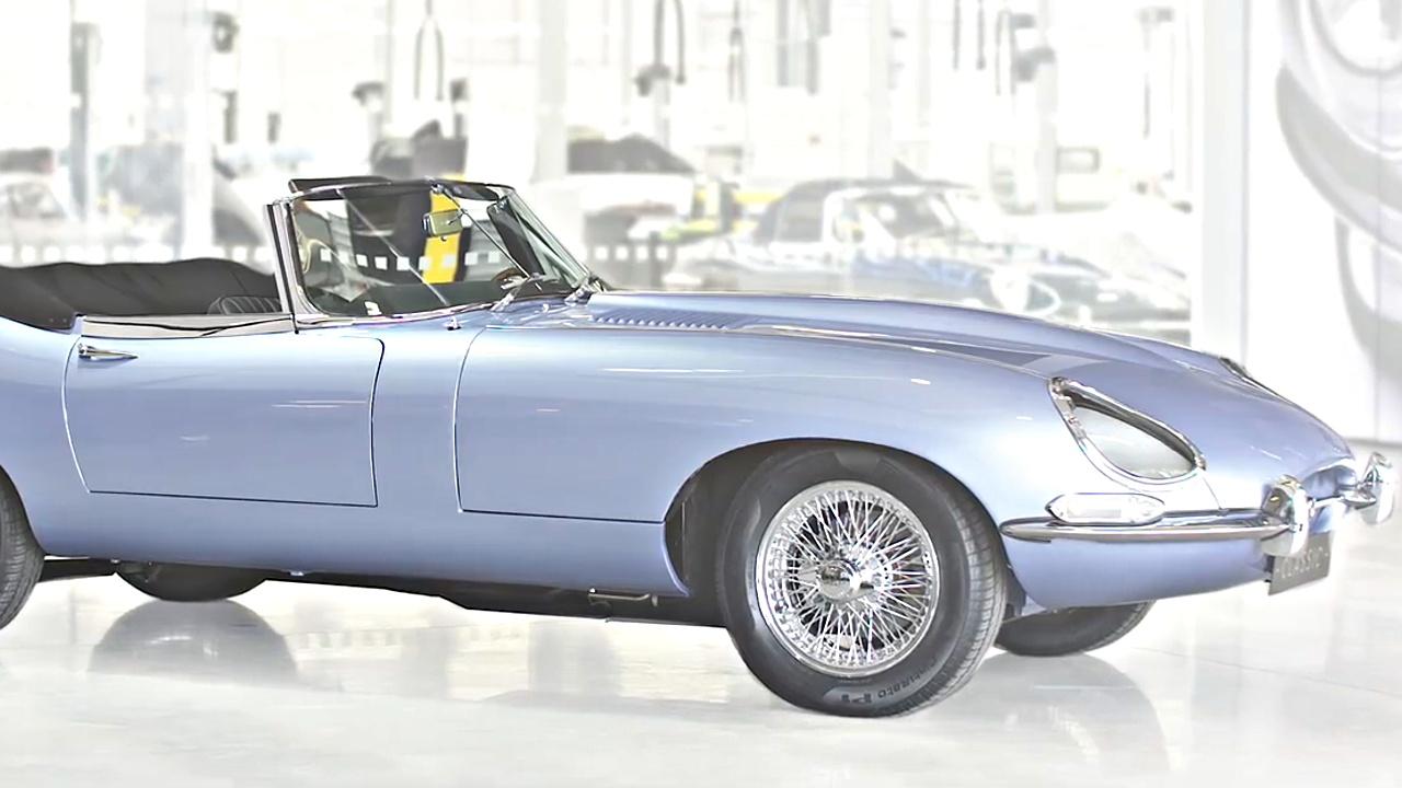 В Лондоне показали электрическое будущее Jaguar Land Rover