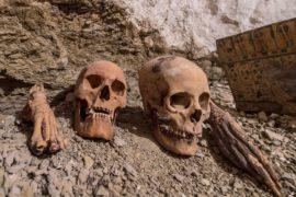 3000-летнюю могилу ювелира обнаружили в Египте