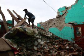Землетрясение в Мексике унесло жизни 90 человек