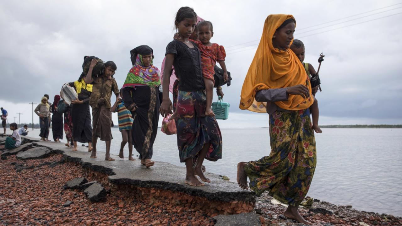 Боевики-рохинджа в Мьянме объявили временное прекращение огня