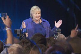 Правящая коалиции Норвегии победила на парламентских выборах