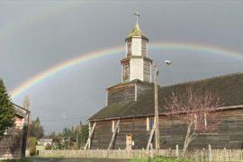 Деревянные церкви острова Чилоэ – гордость Чили
