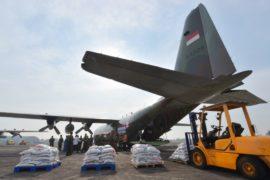Индонезия направила 4 самолёта с гумпомощью для рохинджа