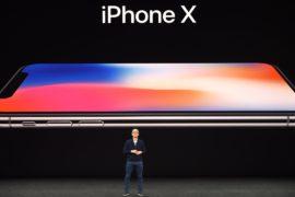 Apple представила юбилейный iPhone X
