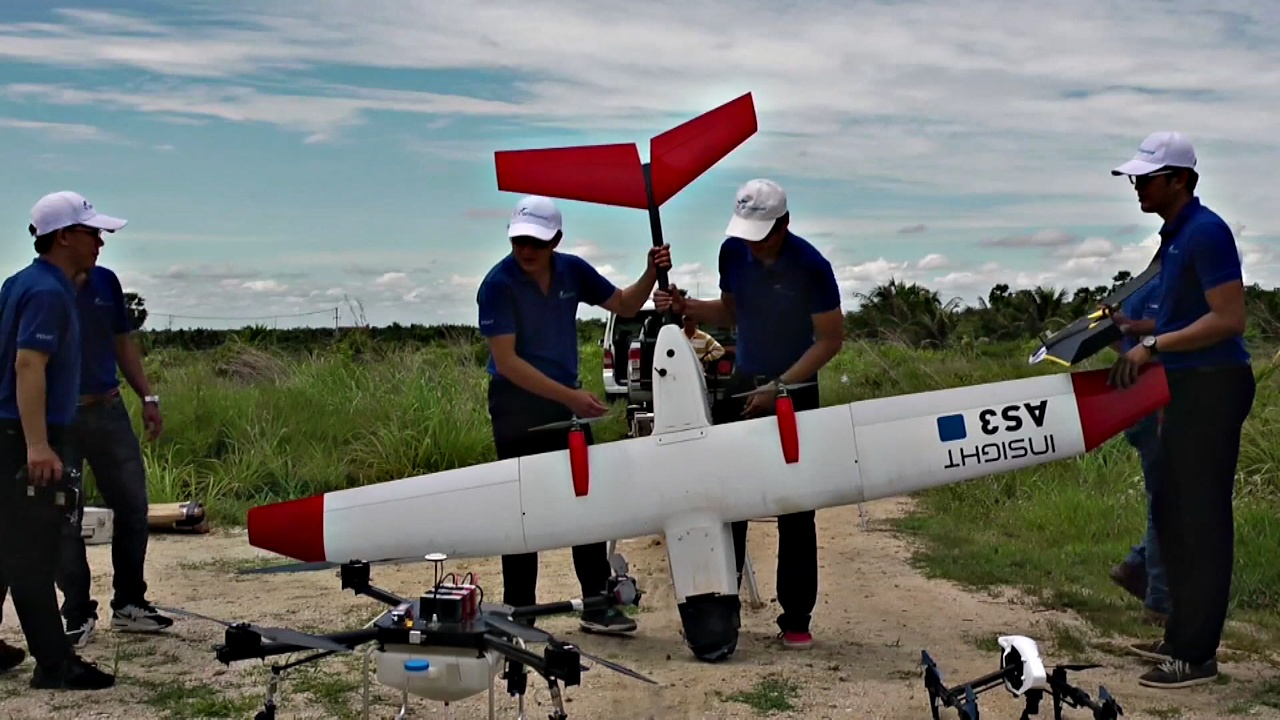 Как дроны могут помочь в сельском хозяйстве
