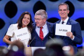 МОК утвердил города-столицы Олимпиад 2024 и 2028
