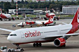 Air Berlin отменяет рейсы из-за массовой «болезни» пилотов
