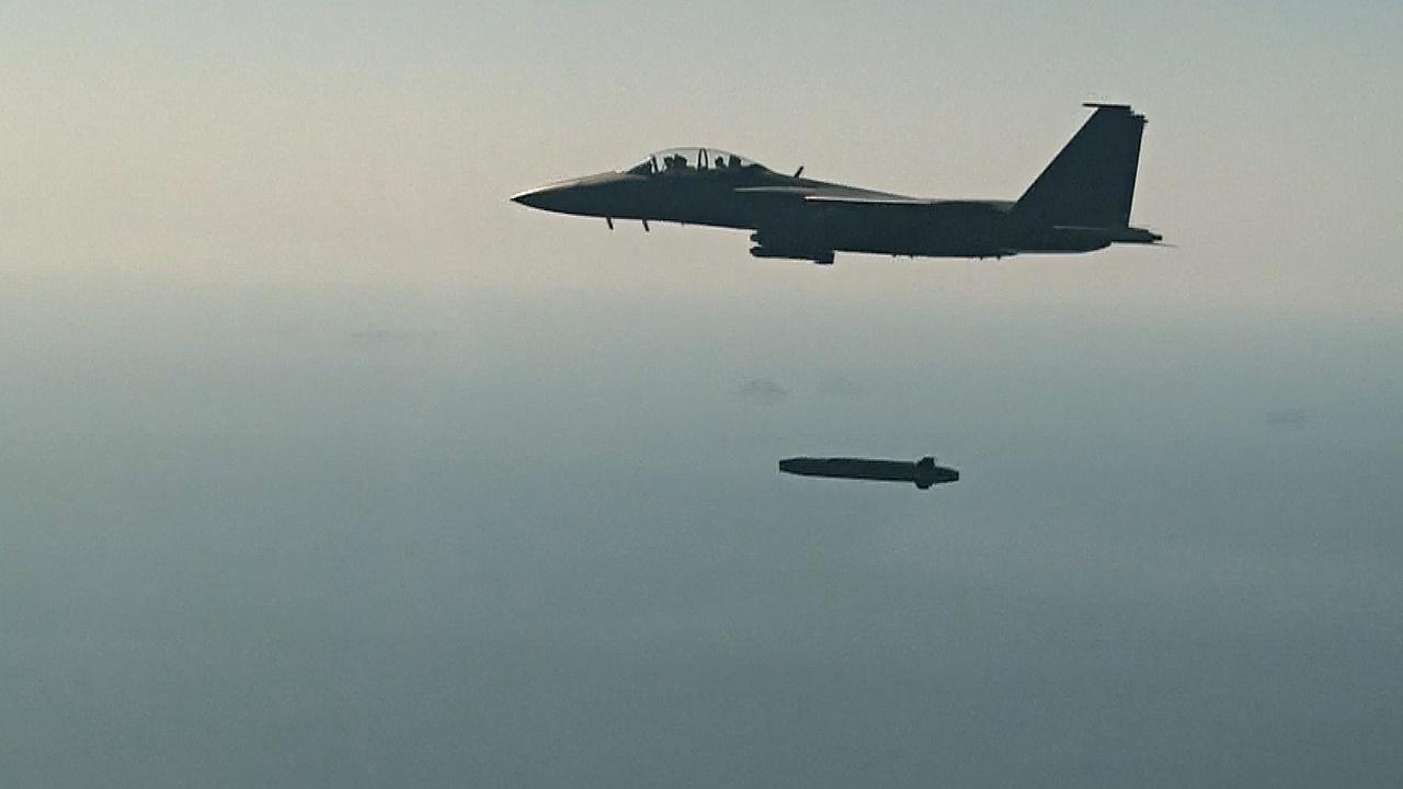 Южная Корея протестировала высокоточные крылатые ракеты