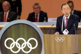 Пан Ги Мун возглавил комиссию по этике МОК