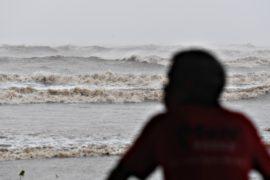Тайфун «Доксури» оставил вьетнамцев без крыши над головой