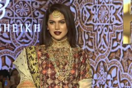 Как звёздная ночь вдохновила пакистанских дизайнеров