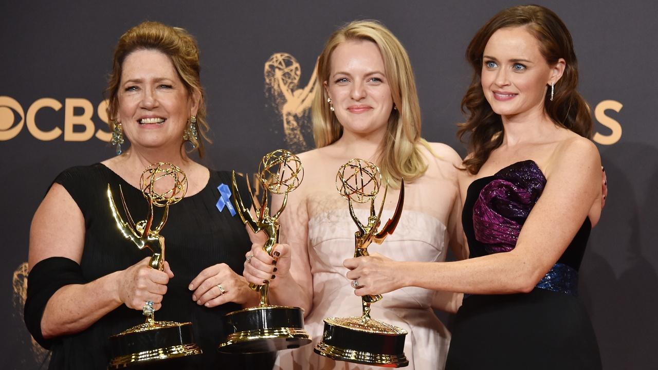 В Лос-Анджелесе раздали премии «Эмми»