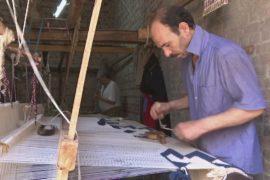 Ремесло плетения килимов времён фараонов возрождают в Египте