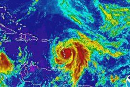 Ураган «Мария» усилился до пятой категории