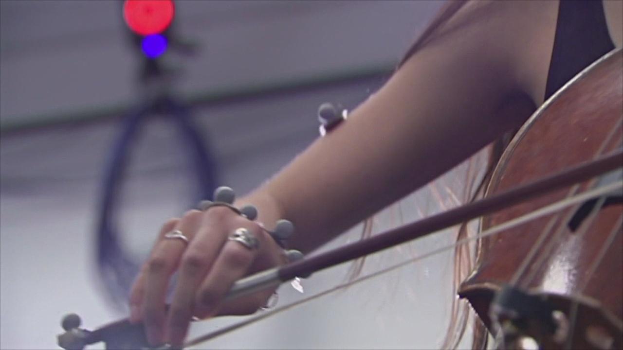 Технологии помогут виолончелистам избежать профессиональных травм
