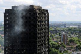 Пожар в Grenfell Tower: полиция готовит обвинения в непредумышленном убийстве