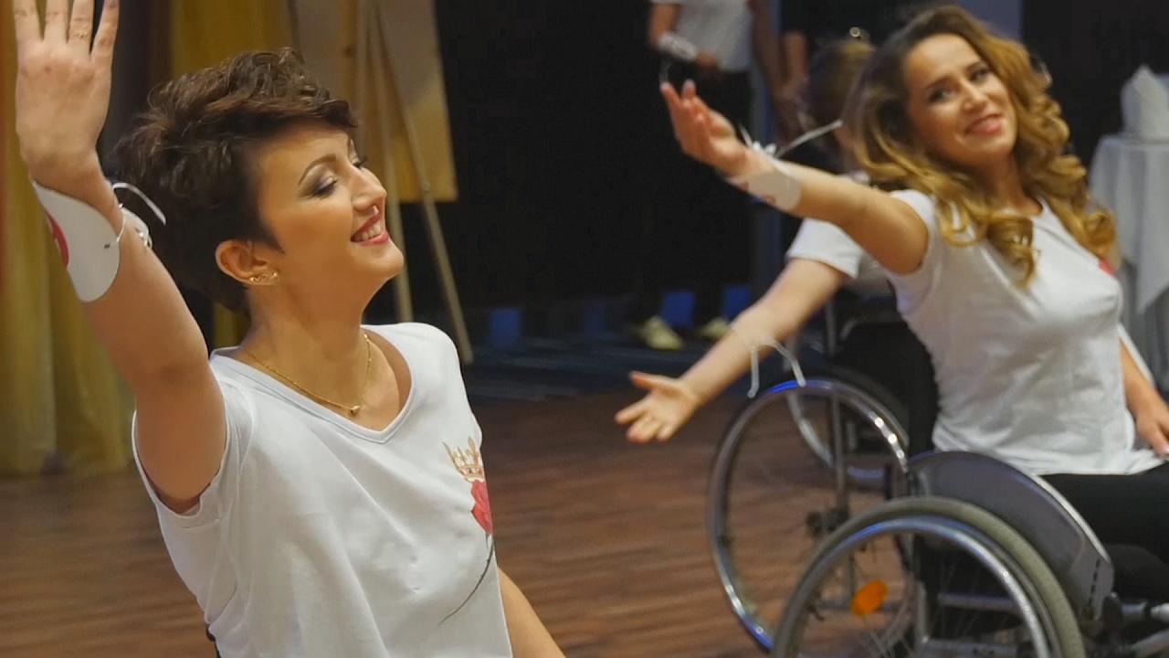 Конкурс красоты среди девушек в инвалидных колясках прошёл в Челябинске