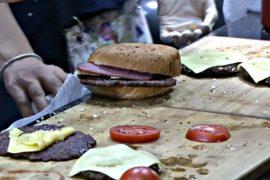 Уличный фуд-корт Каира — площадка для молодых бизнесменов