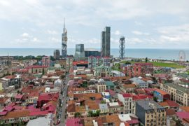 Грузия завоёвывает любовь российских туристов