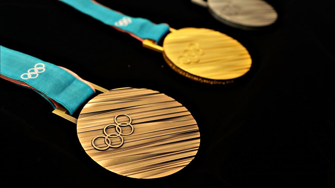 Медали Зимних Олимпийских игр 2018 показали публике
