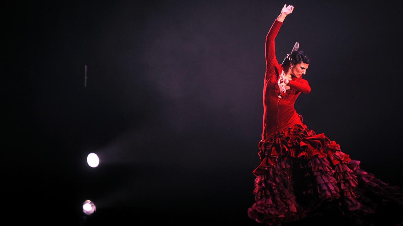 Фестиваль фламенко прошёл в Мадриде