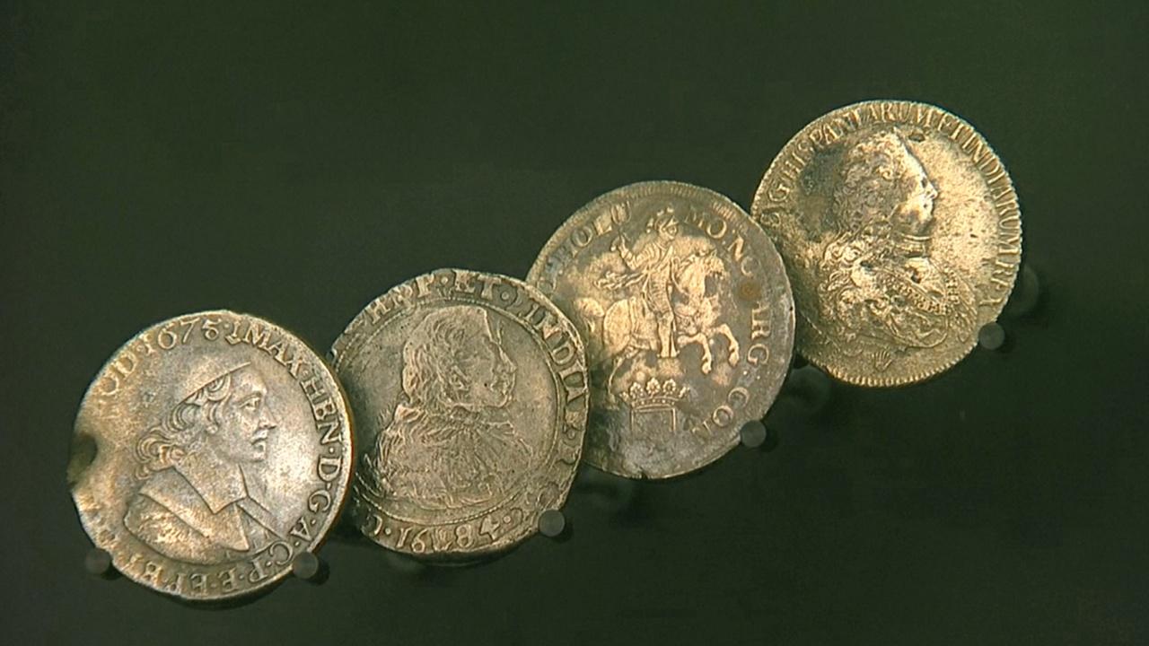 Парижский монетный двор впервые выставляет уникальные сокровища