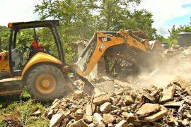 Мексика: городок рядом с эпицентром землетрясения пытается выжить