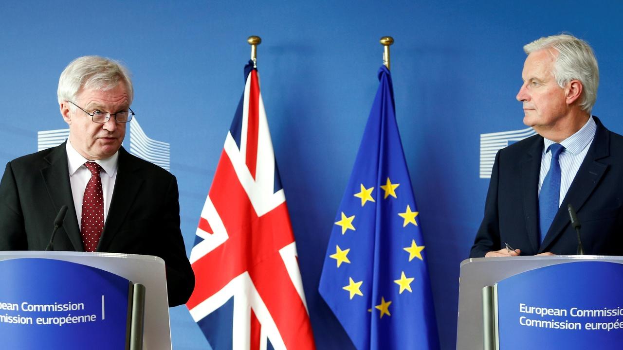 В Брюсселе начался четвёртый раунд переговоров о «брексите»
