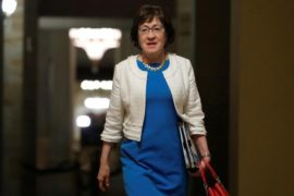 Против отмены Obamacare выступил ещё один сенатор-республиканец
