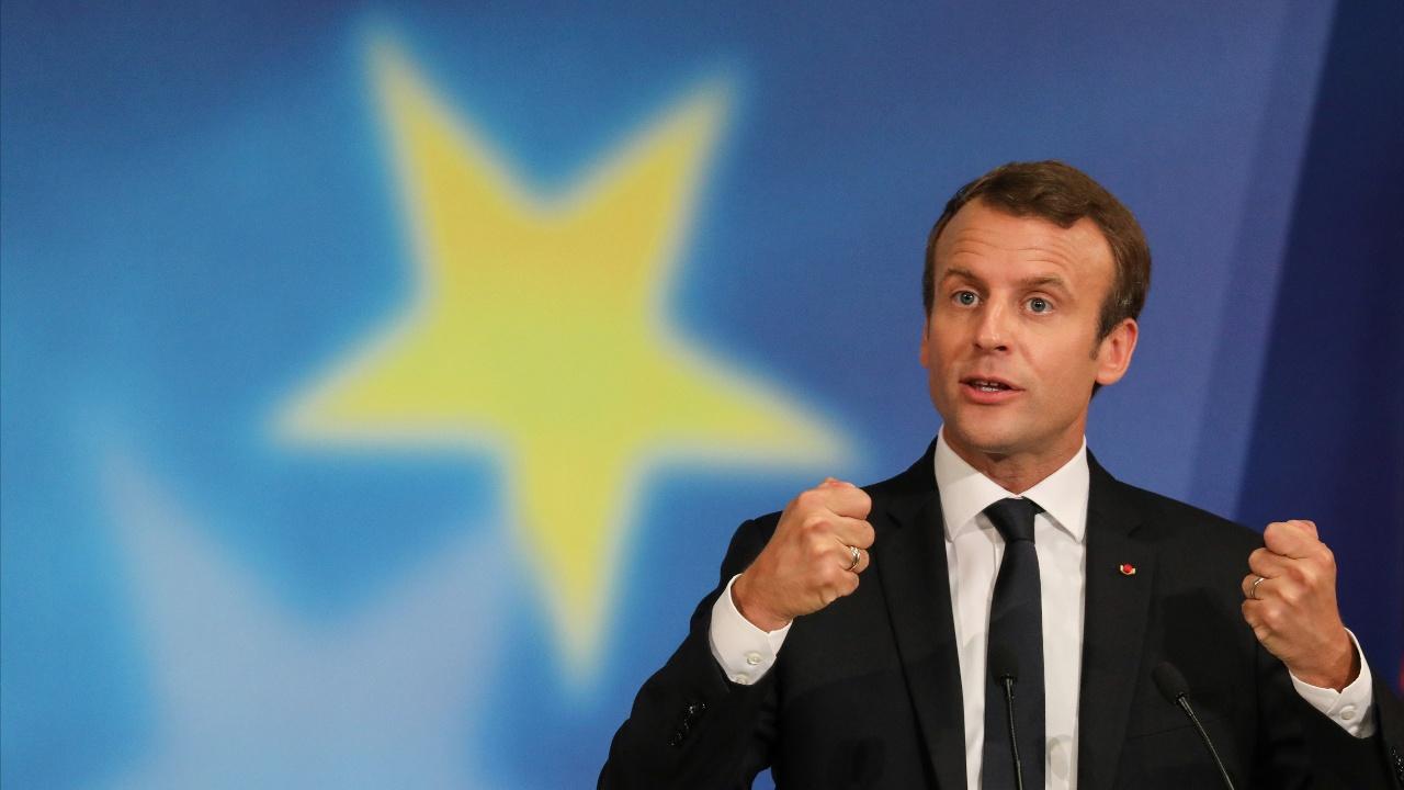 Эмманюэль Макрон предложил кардинально реформировать ЕС