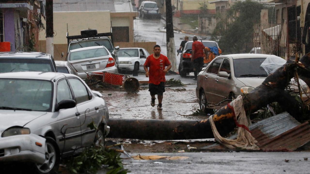 Пуэрто-Рико после урагана: жители жалуются, что почти не получили помощи