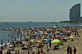 Протесты в Барселоне не испугали иностранных туристов