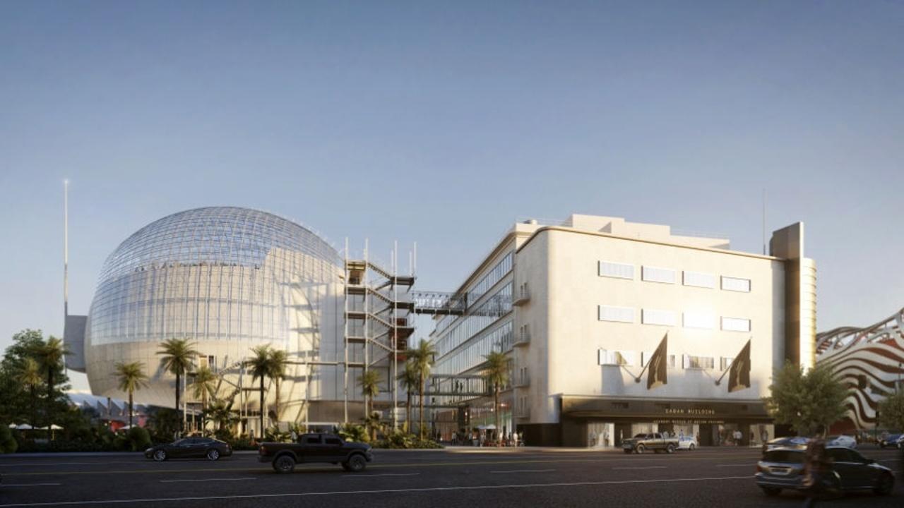 В Голливуде строят грандиозный музей кино