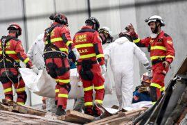 Спустя 10 дней после землетрясения в Мехико продолжают разбирать завалы
