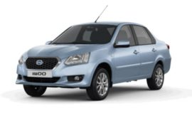 Цены на модели on-DO и mi-DO от Datsun