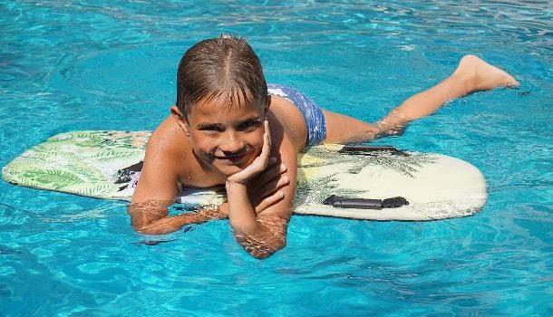 Как обустроить бассейн?