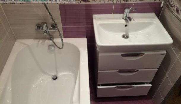 Как сберечь деньги и время при ремонте ванной комнаты