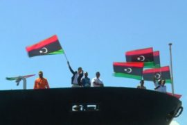 Порт Бенгази в Ливии открылся после трёхлетнего перерыва
