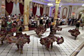 Свадьбы в Таджикистане пышные, несмотря на ограничения