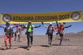 В пустыне Атакама проходит 250-километровый забег на выносливость