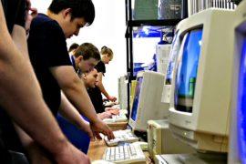 Компьютерные ретротехнологии представили в екатеринбургском музее