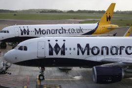 Более 100 тысяч клиентов Monarch Airlines не смогли улететь домой