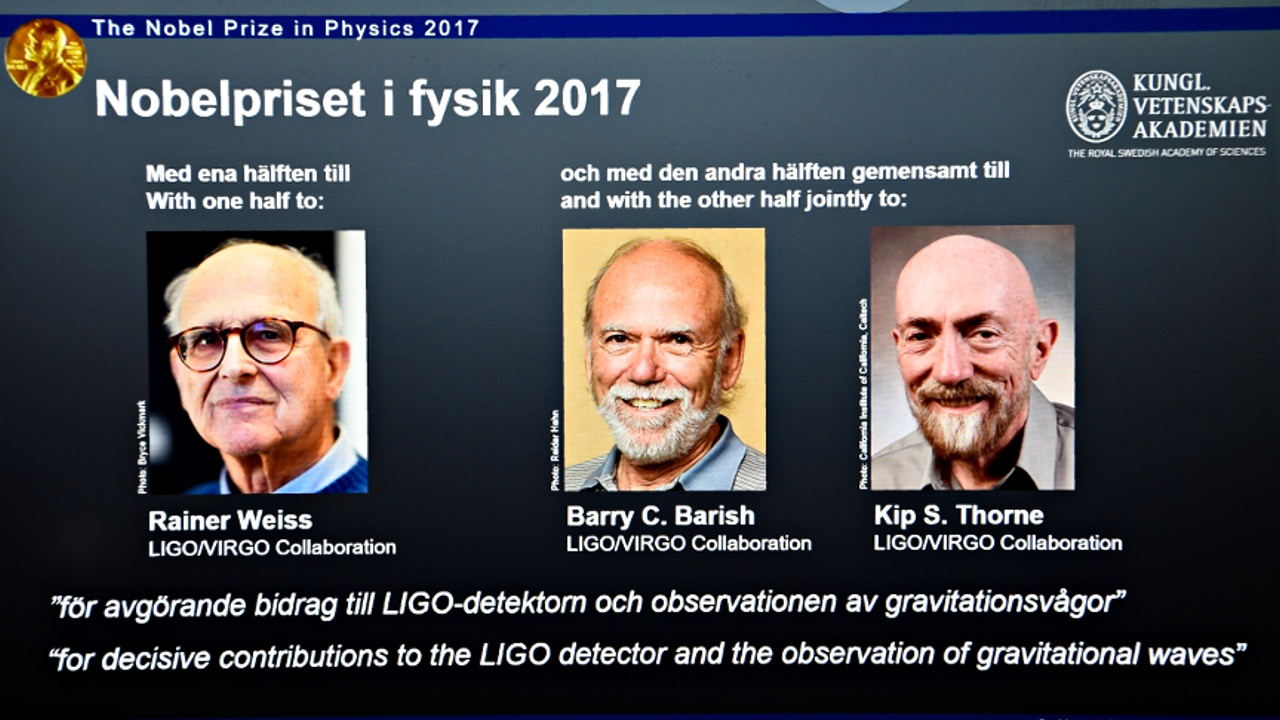 Нобелевскую премию по физике дали за изучение гравитационных волн