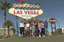 Туристы в Лас-Вегасе: после стрельбы город «притих»