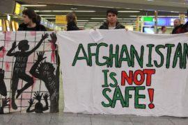 Amnesty International призывает ЕС не депортировать людей в Афганистан